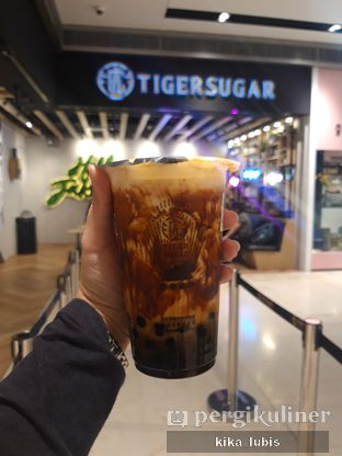 Foto review Tiger Sugar oleh Kika Lubis 2