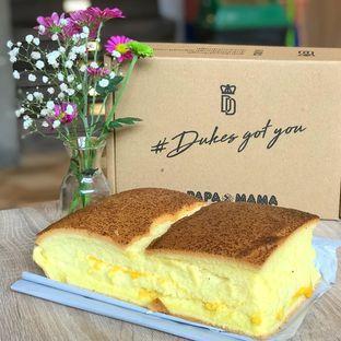 Foto 8 - Makanan(Cheese Castella) di Papa & Mama Bistro and Coffee oleh Patricia.sari