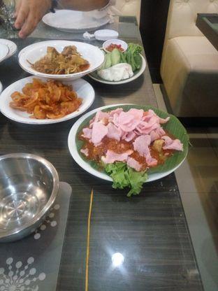 Foto 3 - Makanan di RM Pangeran Khas Minang oleh Jef