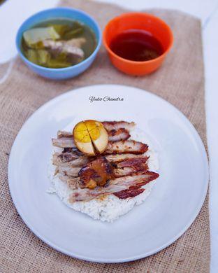 Foto review Lomie Kangkung Cucu Pinangsia oleh Yulio Chandra 4