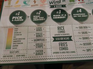 Foto review Wingstop oleh gunawan sutanto 2