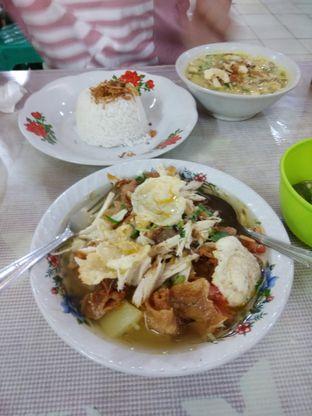 Foto - Makanan(soto mie and ayam) di Kedai Soto oleh Mikel Abuy