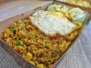Foto 3 - Makanan di Nasgor GW oleh @eatendiary