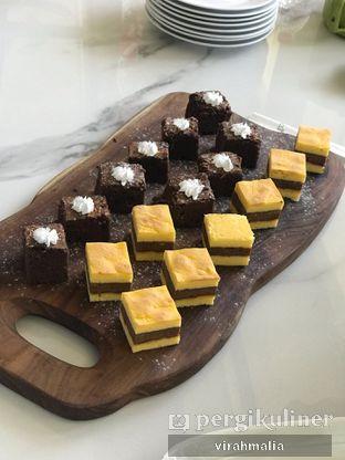 Foto 5 - Makanan(Free Dessert) di Aps3 Social Hub - Kampi Hotel oleh Delavira