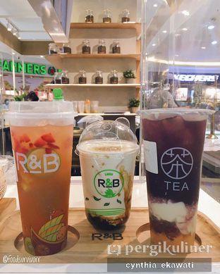 Foto review R&B Tea oleh @ Foodsurvivorr 1