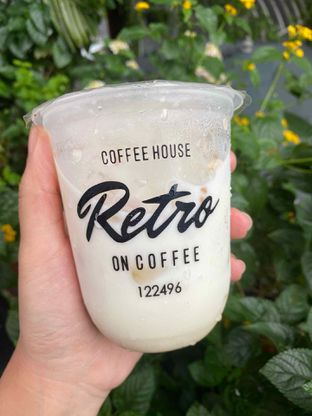 Foto review Retro On Coffee oleh Levina JV (IG : levina_eat ) 10