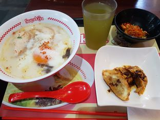 Foto 1 - Makanan di Sugakiya oleh Andry Tse (@maemteruz)