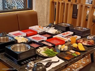 Foto 1 - Makanan di Shabu Sushi oleh Kuliner Addict Bandung