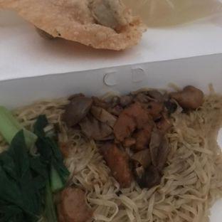 Foto 1 - Makanan di Bakmi GM oleh Rurie