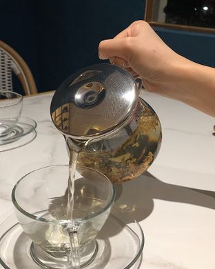 Foto 3 - Makanan(Green tea) di Amyrea Art & Kitchen oleh Claudia @claudisfoodjournal