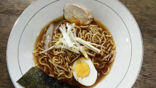 Foto 1 - Makanan(Ramen Shoyu Ayam) di Japan Ramen Nihon Maru oleh EL Ramuri