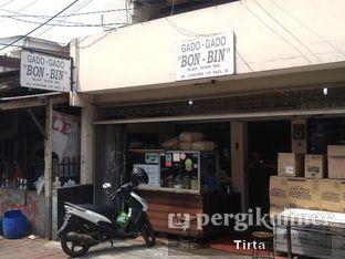 Foto review Gado - Gado Bon Bin oleh Tirta Lie 8