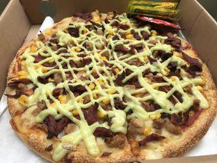 Foto 2 - Makanan di iVegan Pizza oleh Rio Saputra