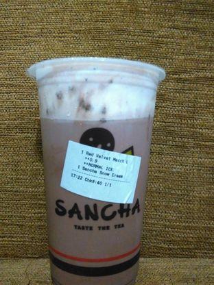 Foto review Sancha oleh Rahmi Febriani 1