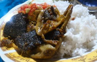 Foto Makanan di Nasi Babat Cak Yasin