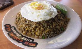 Nasi Goreng Gila Khas Jakarta
