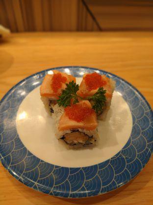 Foto review Tom Sushi oleh Go Febrina || IG: @goeonb 2