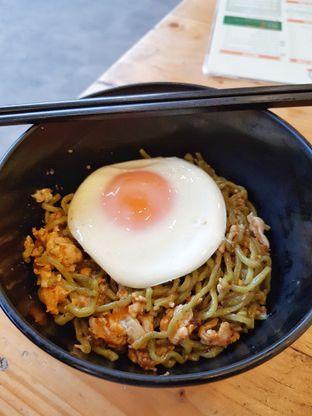 Foto 1 - Makanan(Mie ijo goreng plus plus) di Ropang Plus Plus oleh foodstory_byme (IG: foodstory_byme)