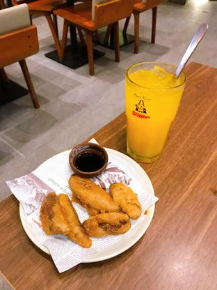 Foto 11 - Makanan di Sate Khas Senayan oleh yudistira ishak abrar