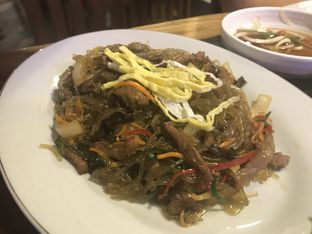 Foto 3 - Makanan(Japchae) di Chung Gi Wa oleh Oswin Liandow
