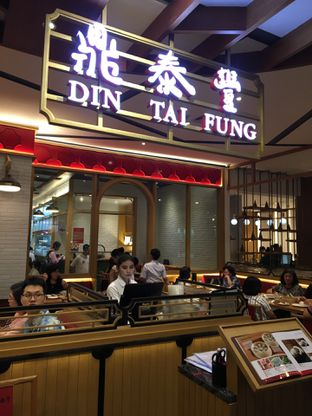 Foto 9 - Interior di Din Tai Fung Chef's Table oleh Jeljel