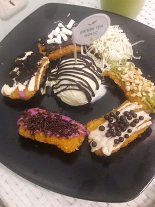 Foto 3 - Makanan di Greentea Holic oleh Widya WeDe ||My Youtube: widya wede