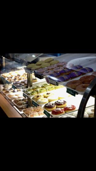Foto - Makanan di Krispy Kreme oleh Nanakoot