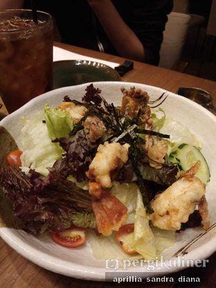 Foto 3 - Makanan(Soft shell crab salad) di Miyagi oleh Diana Sandra