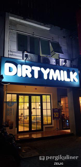 Foto review Dirty Milk oleh @teddyzelig  4
