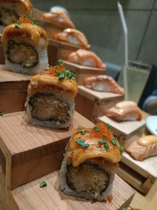 Foto 1 - Makanan di Sushi Hiro oleh Faris Achmad