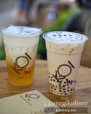 Foto review KOI The oleh @foodiaryme | Khey & Farhan 2