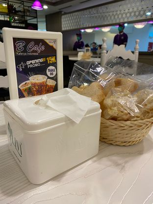 Foto review BCafe oleh Levina JV (IG : levina_eat ) 9
