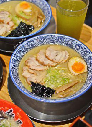 Foto 2 - Makanan(Tori Shio Carshu Ramen) di Menya Sakura oleh Lastia @tasteintrip