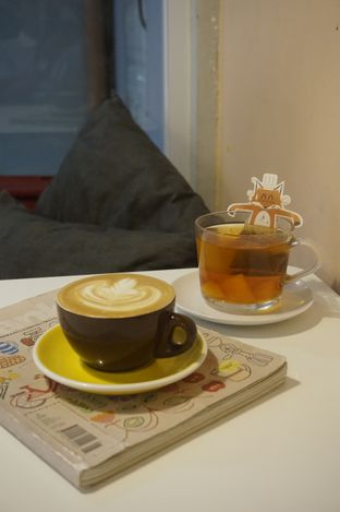 Foto 16 - Makanan di BROWNFOX Waffle & Coffee oleh yudistira ishak abrar