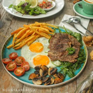 Foto 1 - Makanan di PGP Cafe oleh ngunyah berdua