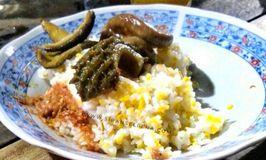 Nasi Jagung Ampel