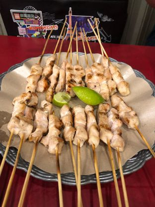 Foto 1 - Makanan di Sate Taichan Nyot2 oleh Mitha Komala