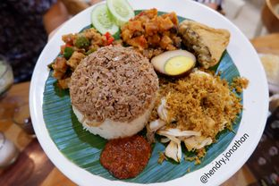 Foto 2 - Makanan di Mlinjo Cafe & Resto oleh Hendry Jonathan