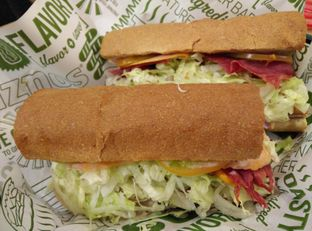 Foto review Quiznos oleh thomas muliawan 2