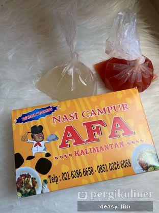Foto 3 - Makanan di Nasi Campur AFA Kalimantan oleh Deasy Lim