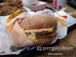 Foto review Burger King oleh Jihan Rahayu Putri 1