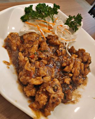 Foto 2 - Makanan(Dori Saus X.O.) di Ta Wan oleh Nathania Kusuma