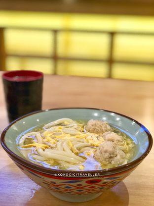Foto 1 - Makanan di Sanukiseimen Mugimaru oleh kokocici traveller