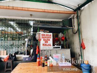 Foto review Mie Ayam 99 Pak Wir oleh Icong  7