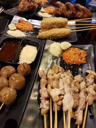 Foto 1 - Makanan di Sate Taichan Goreng oleh Olivia @foodsid