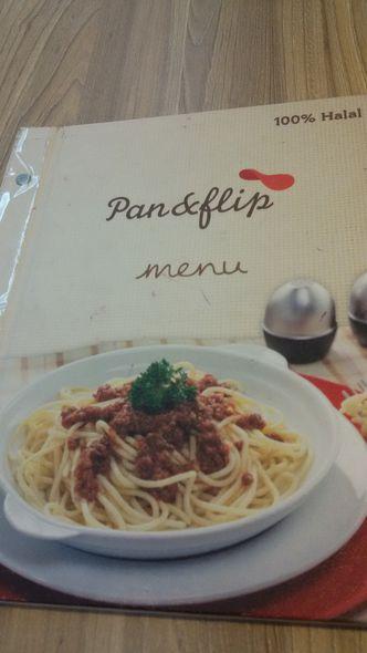 Foto Menu di Pan & Flip
