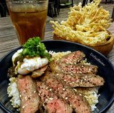 Foto Yakiniku Don di Fe Cafe
