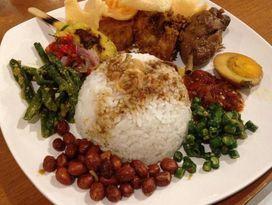 foto Nasi Ayam Pedas Bali Sambal Matah Ibu Kiky Wayan