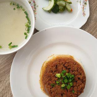 Foto 2 - Makanan(Nasi Tim) di Bakmie Tjap Ayam oleh @mizzfoodstories