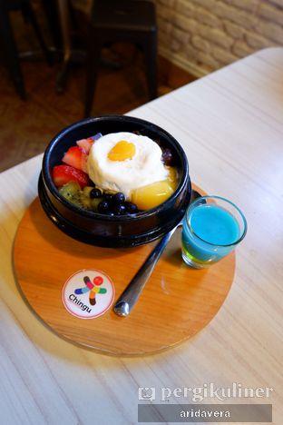 Foto 7 - Makanan(original pat bingsoo) di Chingu Korean Fan Cafe oleh Vera Arida